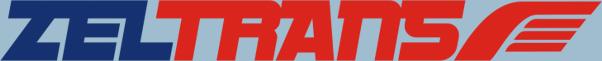 Logo Zeltrans - usługi transportowe.